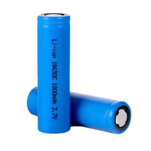 Bateria Recarregável para Lanternas Modelo 18650