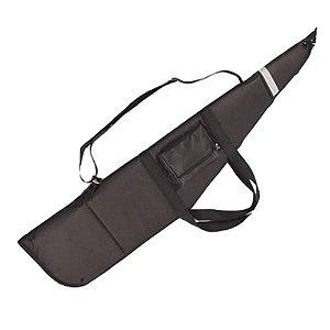 Estojo p/ Armas Longas 1,20 MT (Para Caber c/ Luneta) Preto Fox Boy