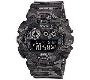 Relógio Casio G-SHOCK Camuflado GD-120CM-8DR(3427)