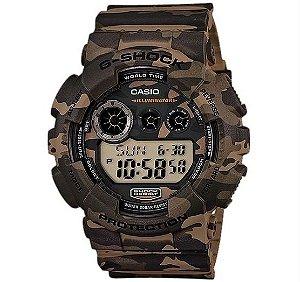 Relógio Casio G-SHOCK Camuflado  GD-120CM-5DR(3427)