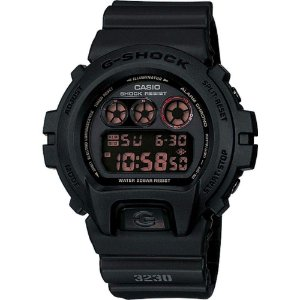Relógio Casio G-SHOCK Preto DW-6900MS-1DR