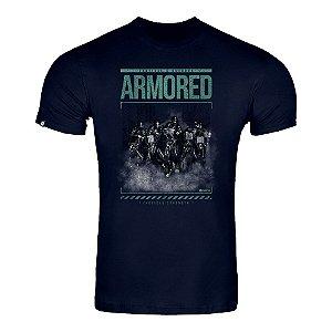 Camiseta T-SHIRT Concept Armored Chumbo (Invictus)