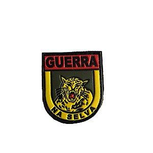 Brevê (Distintivo) Guerra na Selva CIGS Emborrachado Gorro Colorido