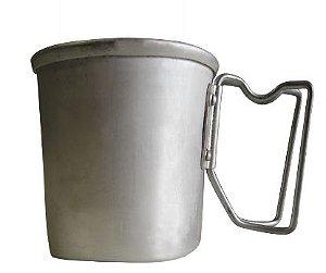 Caneco de Alumínio para Cantil