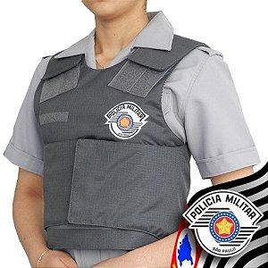 Capa para Colete Polícia Militar Feminino SP