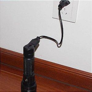 Lanterna de mão recarregável Nautika Duralight