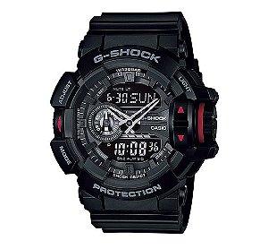 Relógio Cásio G-SHOCK GA-400-1BDR
