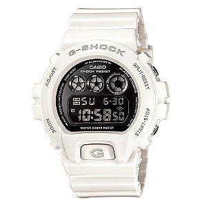 Relógio Casio G-SHOCK Branco DW-6900NB-7DR