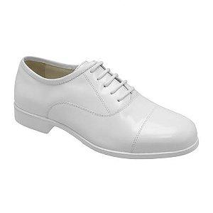 Sapato Branco Social Militar
