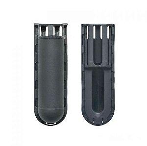 Bastão Retrátil (Tonfa) com Porta Bastão em Polímero