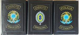 Carteira Exército Brasileiro Silkada
