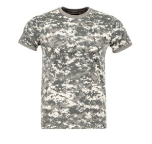 Camiseta T-SHIRT-TECH ACU (Invictus)