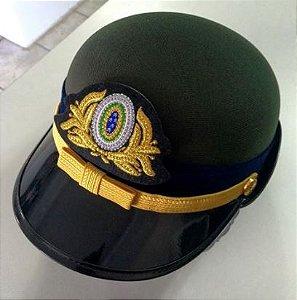 Quepe V.O Feminino Exército Brasileiro 1c6be83534f