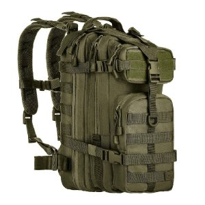 Mochila Assault Verde (Invictus)