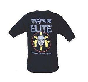 Camiseta Estampada Tropa de Elite Infantil