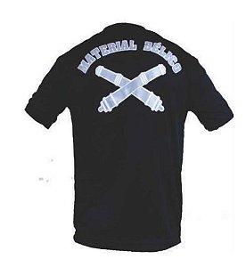 Camiseta Material Bélico