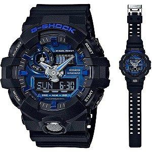 Relógio Cásio G-SHOCK GA-710-1A2DR (5522)