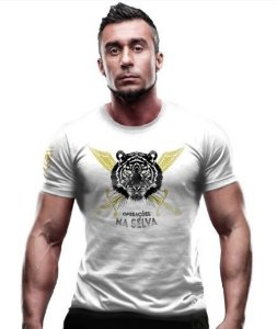 Camiseta Team Six Tigre