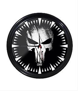 Relógio de Parede The Punisher O justiceiro