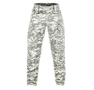 Calça Combat Camuflada Digital ACU  (Invictus)