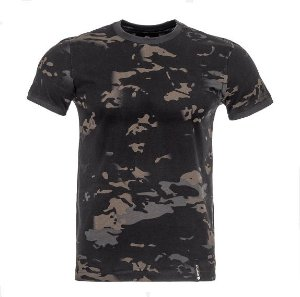 Camiseta T-SHIRT-TECH Multicam Black (Invictus)