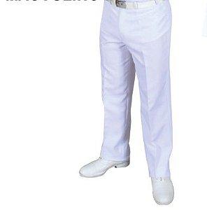 Calça Branca Masculina (Saúde EB)