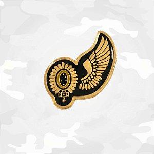 Brevê (Distintivo) de Metal Aeromóvel