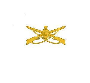 Distintivo de Metal Infantaria (Unidade)