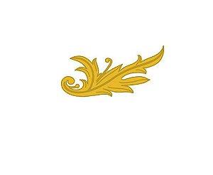 Distintivo de Metal Intendência (Unidade)