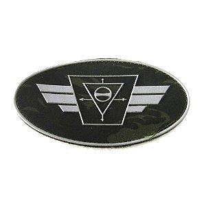 Brevê Motorista de Defensiva Emborrachado (Elipse)
