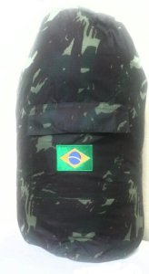 Saco Cairê Camuflado (Bandeira)