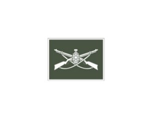 Distintivo de Infantaria (Emborrachado)