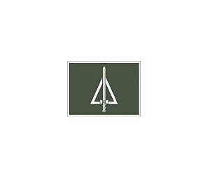 Distintivo de QCO (Emborrachado)