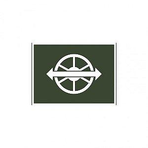 Distintivo de Motorista (Emborrachado)