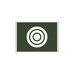 Distintivo de Aluno NPOR (Emborrachado)