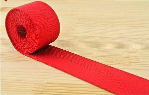 Cinto Vermelho de Nylon (fita) - 1,20m