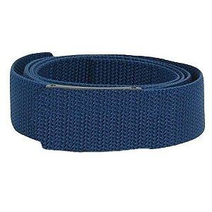 Cinto Azul Marinho de Nylon (fita) - 1,20m