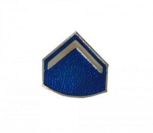 Divisa de Gola Metal PM Soldado (Unidade)