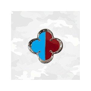 Brevê (Distintivo) de Metal Quaderna S/ CAS
