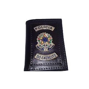 Carteira Polícia do Exército (Metal)