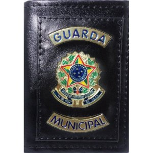 Carteira Guarda Municipal
