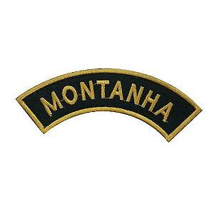 Manicaca Montanha (Bordado)
