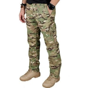 Calça Masculina Bélica Multiforce (Multicam)