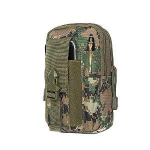 Porta Acessórios D30- Waist Bag- Molle (Marpet)