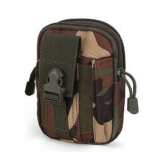 Porta Acessórios D30- Waist Bag- Molle (Fancês)