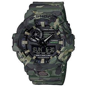 Relógio Cásio G-SHOCK GA-700CM-3ADR
