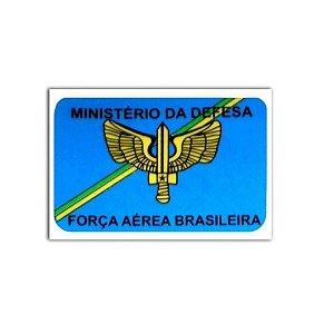 Adesivo Min. da Defesa FAB (Interno)