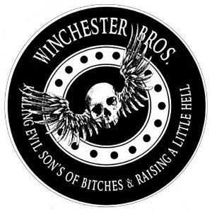Adesivo Winchester Bros.