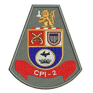 Brasão de Braço CPI-2 (PM)