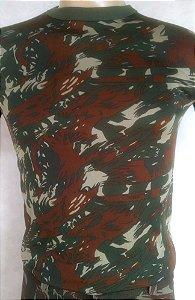 Camiseta camuflada Dry Fit